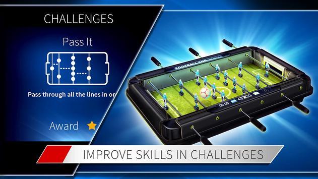 Foosball Cup World screenshot 1