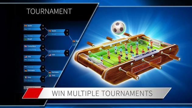 Foosball Cup World screenshot 2