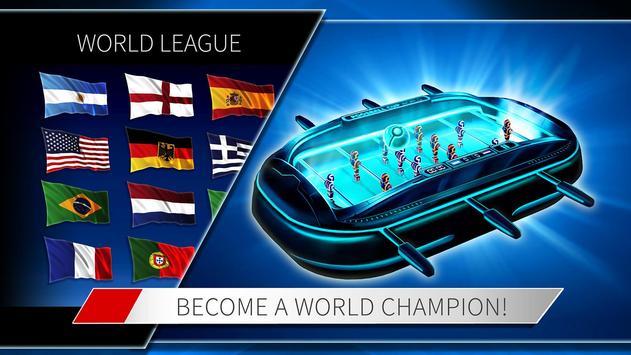 Foosball Cup World screenshot 3