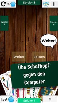 Schafkopf Offline Lernen poster