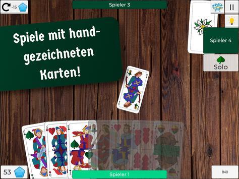 Schafkopf Offline Lernen screenshot 14