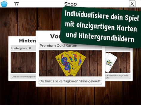 Schafkopf Offline Lernen screenshot 12