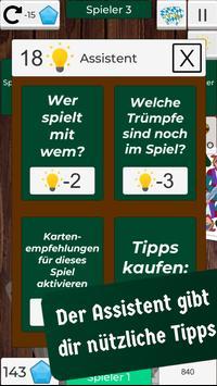 Schafkopf Offline Lernen screenshot 3