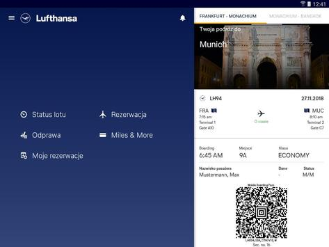 Lufthansa screenshot 6