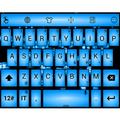 Keyboard Theme Led Blue