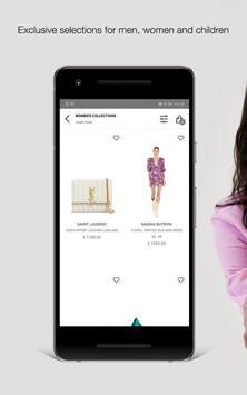 LuisaViaRoma - Designer Brands, Fashion Shopping poster