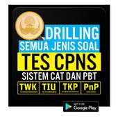 Update Semua Jenis Soal Tes CAT CPNS icon