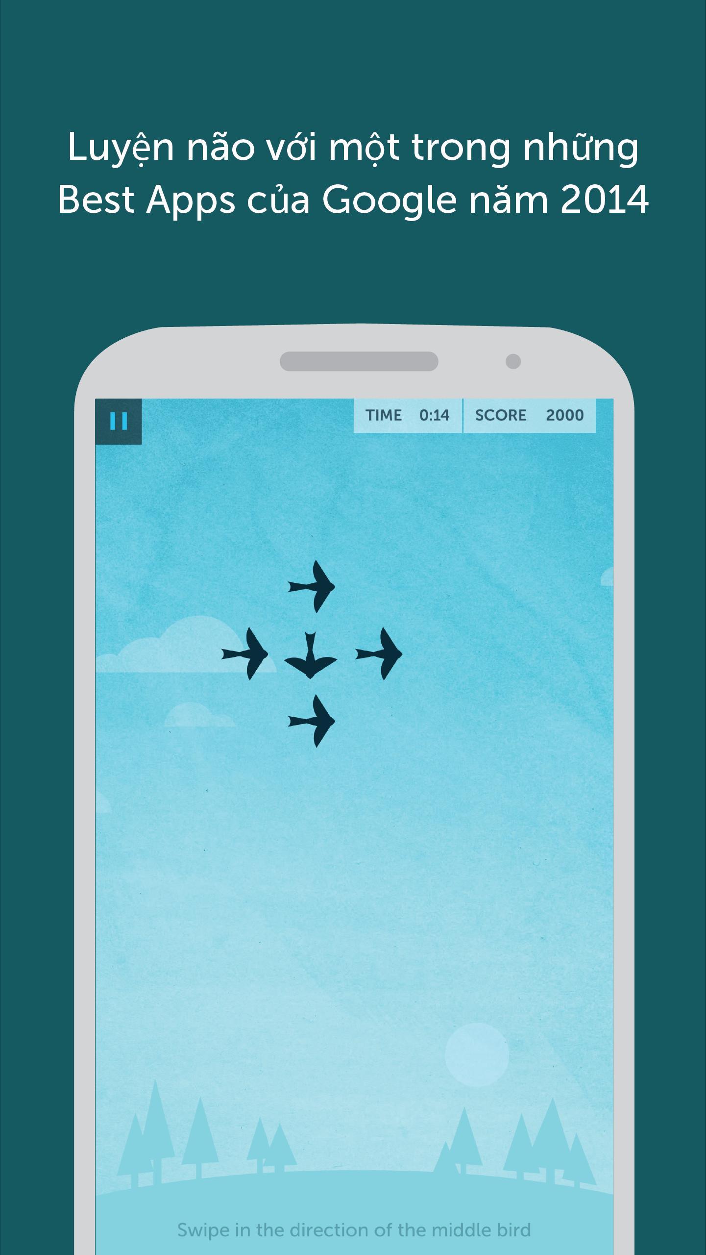 Lumosity cho Android - Tải về APK