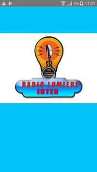 Radio Lumiere Inter poster