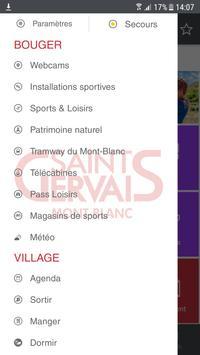 Saint-Gervais Mont-Blanc screenshot 1