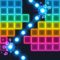 Brick Breaker: Neon-filled hip hop!