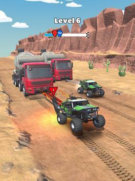 Towing Race скриншот 6