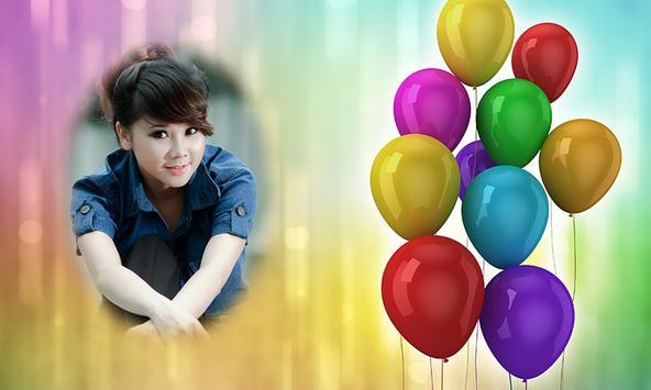 Balloon Photo Frames screenshot 1