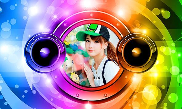 Dj Sound Photo Frame poster
