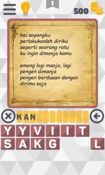 Kuis DANGDUT Indonesia poster
