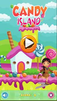 Candy Island poster