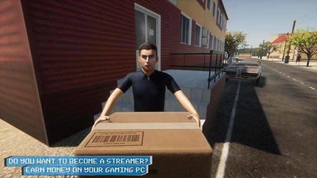 Streamer Simulator imagem de tela 15