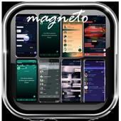 WA BLACK MAGNETO 2019 icon