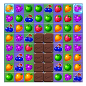 Candy Fruit Super icon