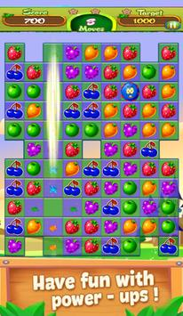 Candy Fruit Super poster