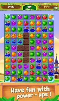 Candy Fruit Super screenshot 1