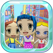 Doll Surprise Subway Runner icon