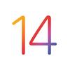 Launcher iOS 14 أيقونة