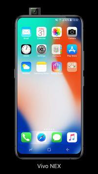 Launcher iOS 12 постер