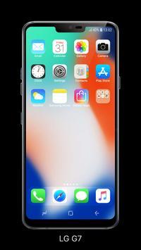 Launcher iOS 12 скриншот 10