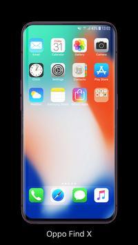 Launcher iOS 12 скриншот 7