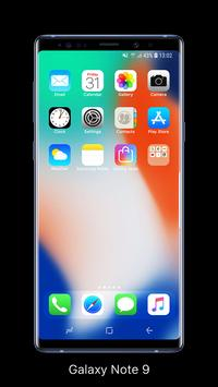 Launcher iOS 12 скриншот 9