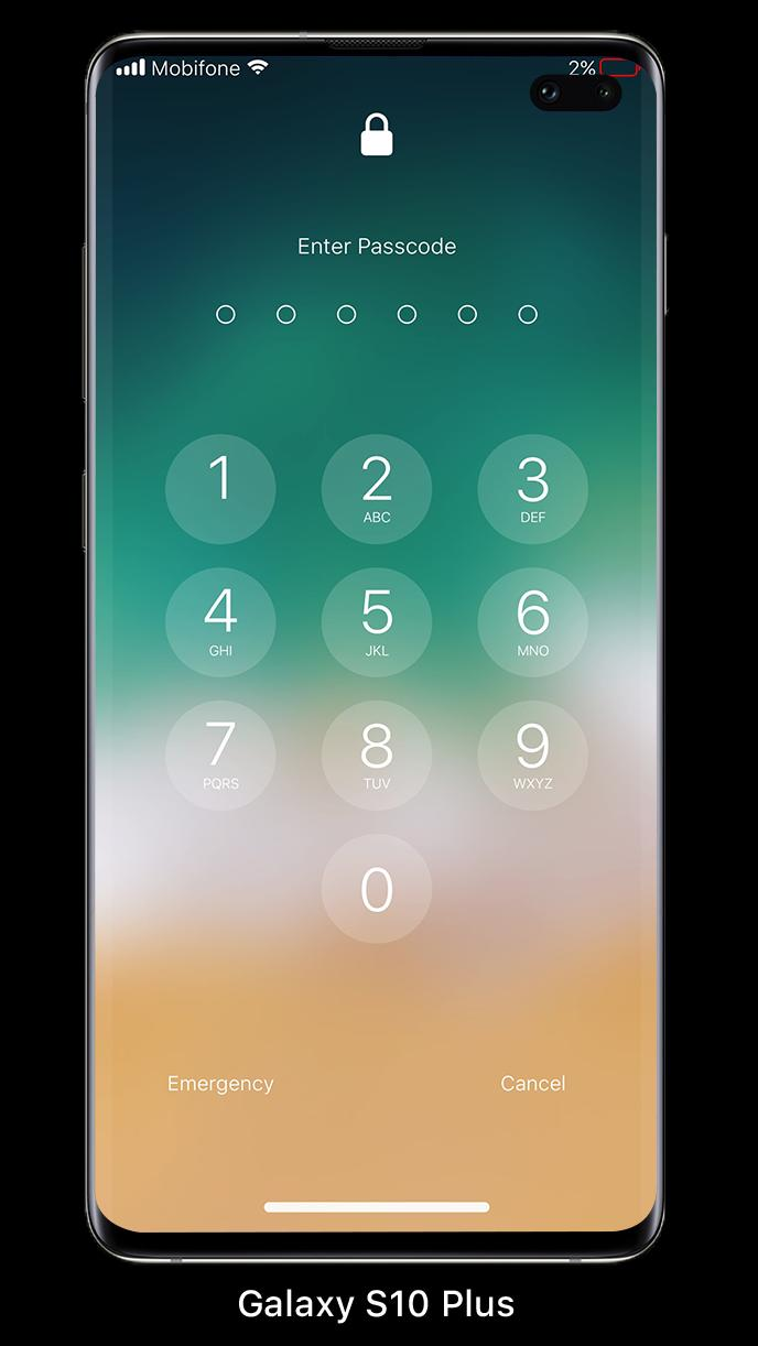 Lock Screen & Notifications iOS 13 for Android - APK Download