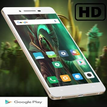 Dota 2 HD Wallpaper screenshot 1