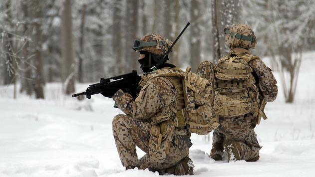 Army Live Wallpaper screenshot 10