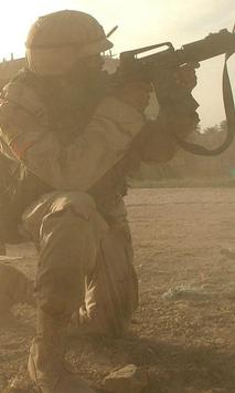 Army Live Wallpaper screenshot 2