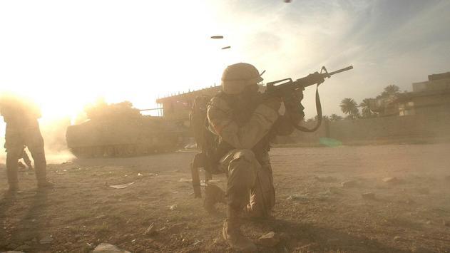 Army Live Wallpaper screenshot 5