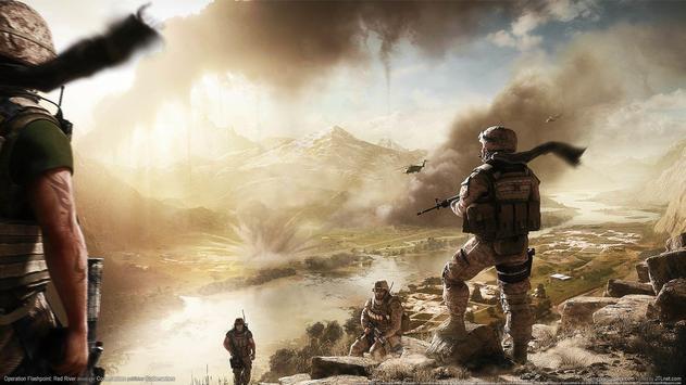 Army Live Wallpaper screenshot 8