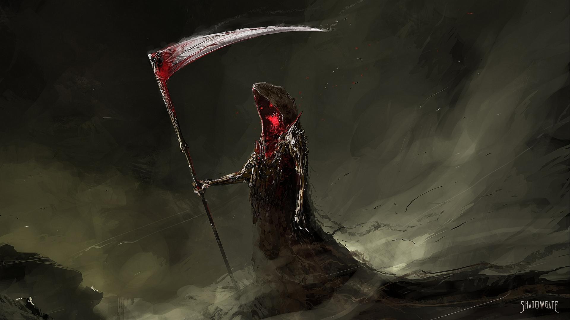 Картинки смерти высокого качества