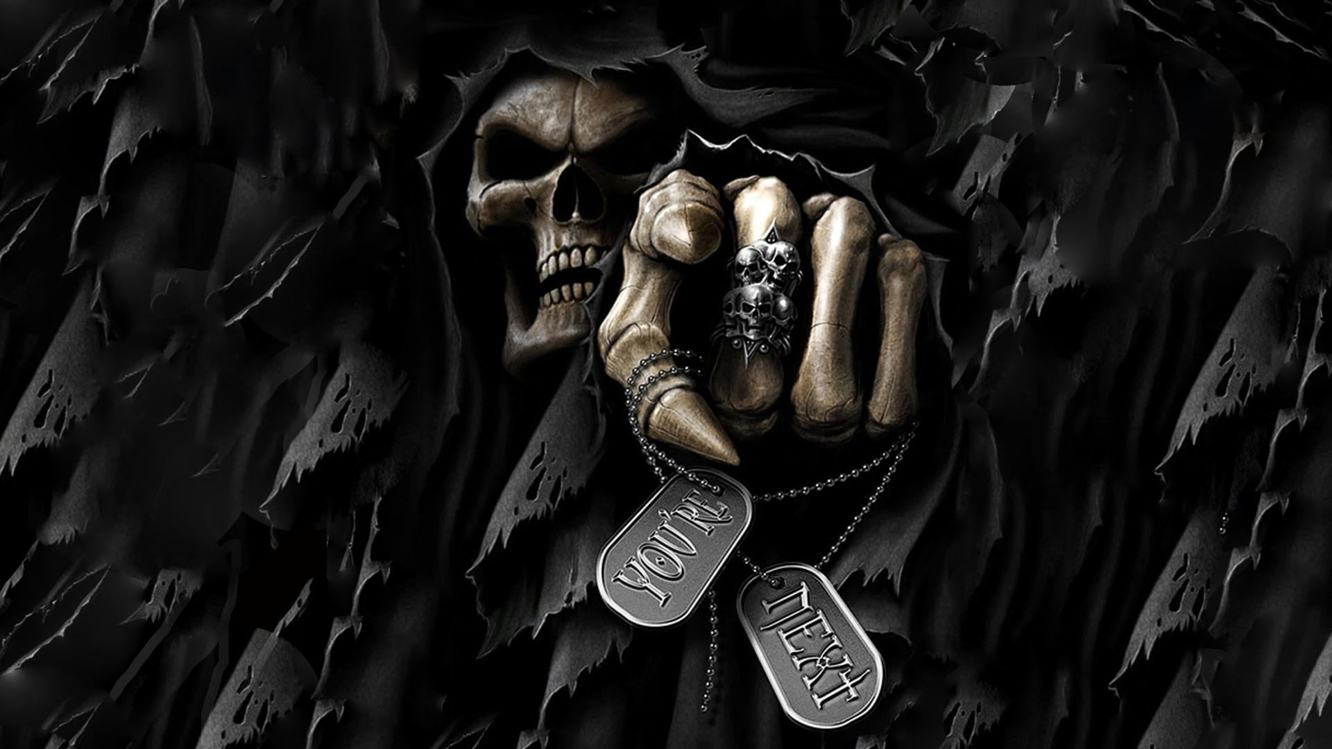 Grim Reaper Live Wallpaper for Android - APK Download
