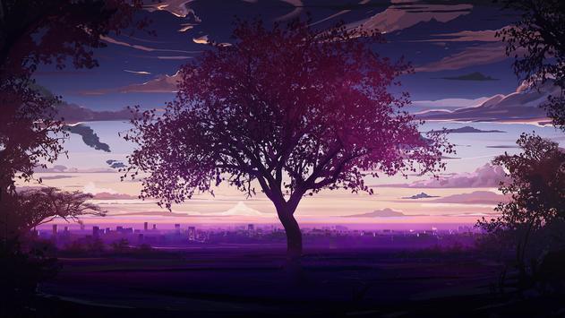 Sakura Live Wallpaper screenshot 10