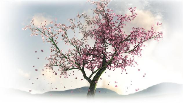 Sakura Live Wallpaper screenshot 11