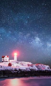 Stars Live Wallpaper - backgrounds hd screenshot 1