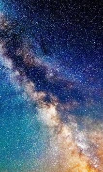 Stars Live Wallpaper - backgrounds hd screenshot 2