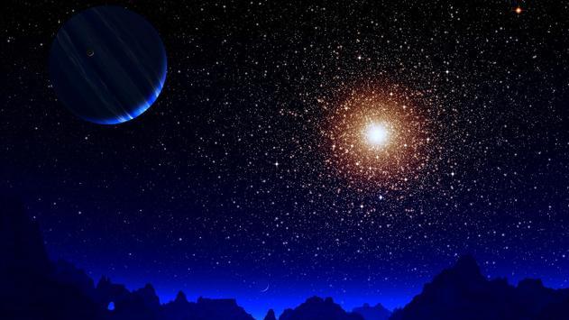 Stars Live Wallpaper - backgrounds hd screenshot 5