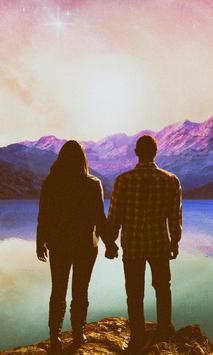 Romantic Live Wallpaper - backgrounds hd poster