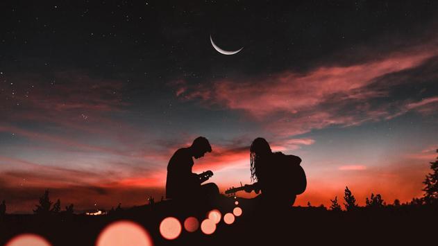 Romantic Live Wallpaper - backgrounds hd screenshot 10