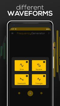 Frequency Sound Generator screenshot 3