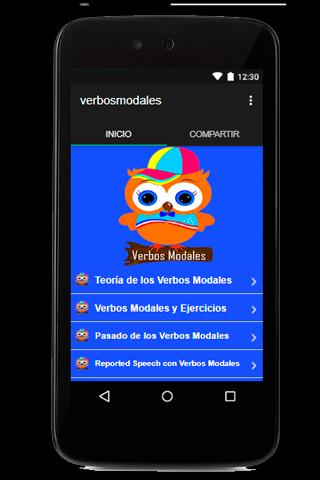 Verbos Modales Inglés Gratis For Android Apk Download