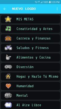Level Up Life captura de pantalla 1