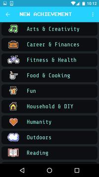 Level Up Life capture d'écran 1